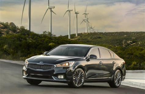 2017 Kia Cadenza Engine Specs And Safety Features