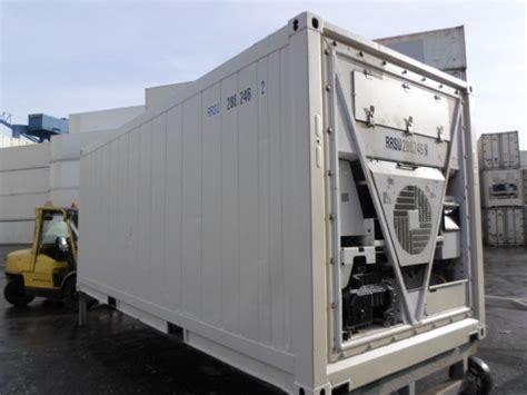 chambre froide mobile conteneur container contenair maritime et stockage 20