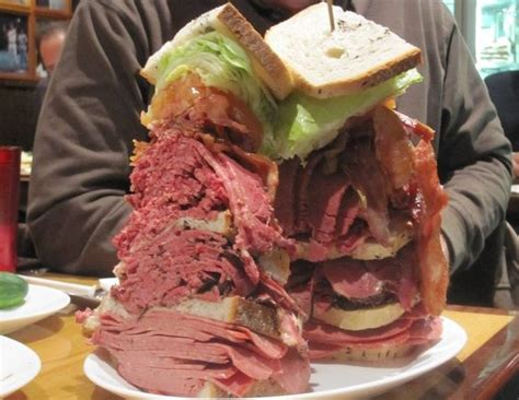 Those Sky High Pastrami Sandwiches Will Disappear As ...