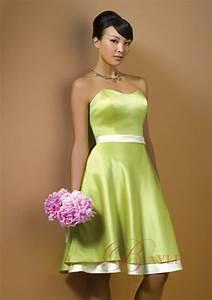 Robe De Demoiselle D Honneur Fille : robe pour demoiselle d honneur femme ~ Mglfilm.com Idées de Décoration