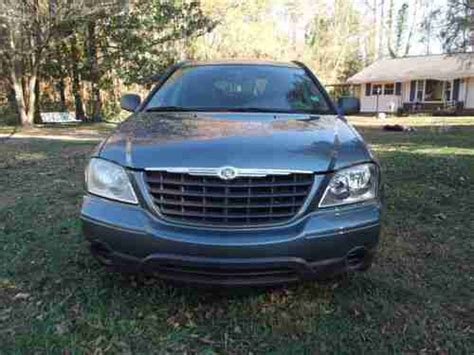 Sell Used Beautiful 63k Low Mileage 2006 Chrysler Pacifica