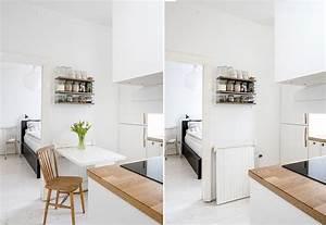 Kleine Küche Einrichten Tipps : kleine r ume platzsparend einrichten tipps f r mehr komfort ~ Michelbontemps.com Haus und Dekorationen