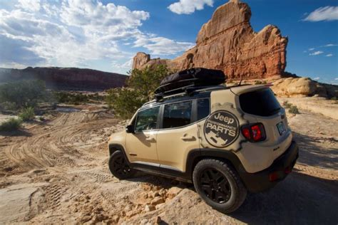 New Jeep Renegade Altitude + Deserthawk Models Coming Soon