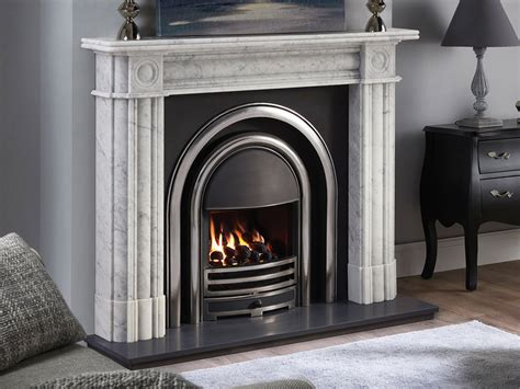 High Efficiency Cast Iron Fireplace Inserts From Capital