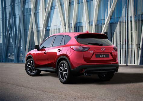 Mazda Cx-5 Mid-size Suv Review