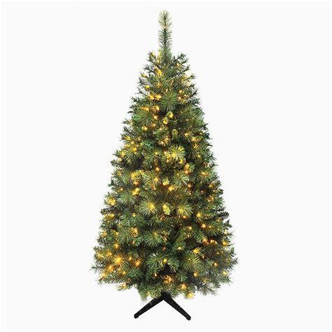target pre lit pine christmas tree 183cm target australia
