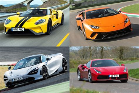 Best Supercars to Buy in 2020 Revealed | Auto Express