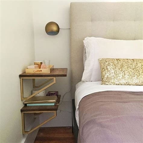 Bedroom Shelf Ideas by Bedroom Nightstand Shelf Idea Instafav 20 Best Ikea