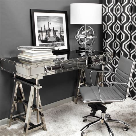 command center modern home office other metro by z