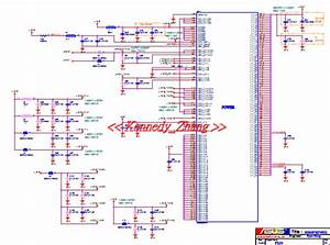 Asus F3jv Laptop Schematic Diagram  U2013 Laptop Schematic