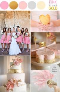 themed wedding pink and gold wedding theme sparkly pink wedding ideas 1919827 weddbook