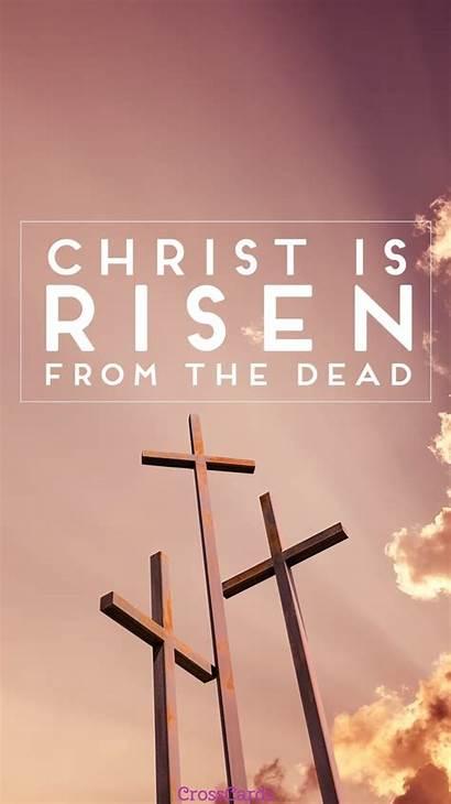 Risen Jesus Mobile Iphone Christ Phone Background