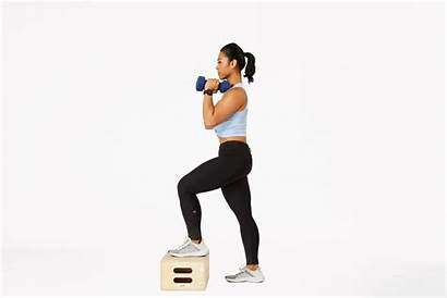 Step Weighted Exercise Techniques Fill Benefits Variations