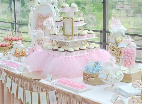 princess dessert table disney princess happily ever after bridal shower dessert table cw distinctive designs