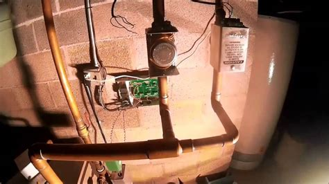 bad  switch   honeywell zone valve vf youtube