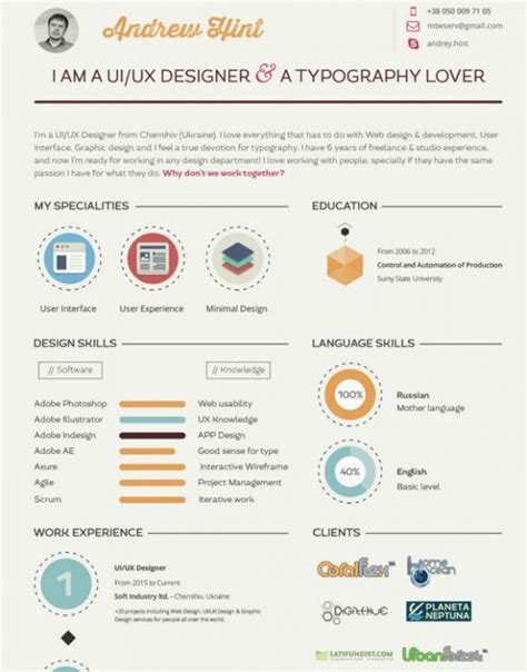 Ui Design Resume Psd by 28 Best Resume For Graphic Designers Psd Ideas With Exles