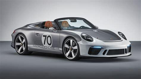 Porsche 911 4k Wallpapers by Porsche 911 Speedster Concept 2018 4k Wallpaper Hd Car
