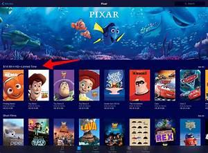 Pixar Movie Sale on iTunes — Rope Drop [dot] Net