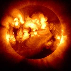 NASA - Multiple Solar Flares