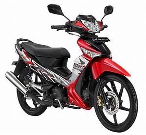 Striping Baru New Honda Supra X 125  U0026 Bagasi New Revo Yang