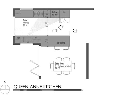 modern kitchen floor plans modern kitchen plan home design 7703