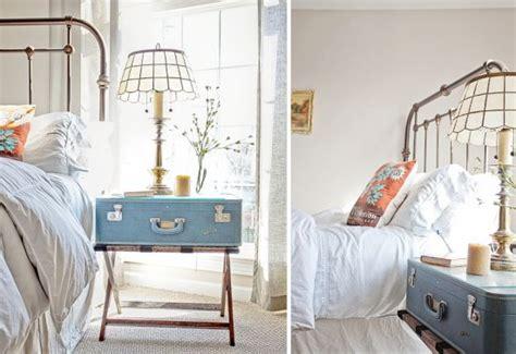 Suitcase Nightstand by 60 Diy Bedroom Nightstand Ideas Ultimate Home Ideas