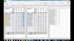 Excel: Difference of two columns - YouTube