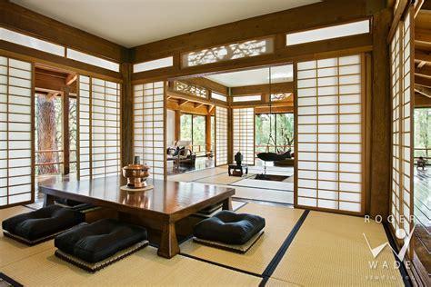 Traditional Japanese Architecture Interior Design