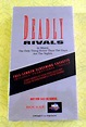 Deadly Rivals ~ New VHS Movie Screener Promo Demo Tape ...