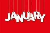 January: Foods Days, National Foods Holidays