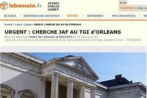 Leboncoin Orleans : orl ans un juge recrut sur le bon coin ~ Gottalentnigeria.com Avis de Voitures