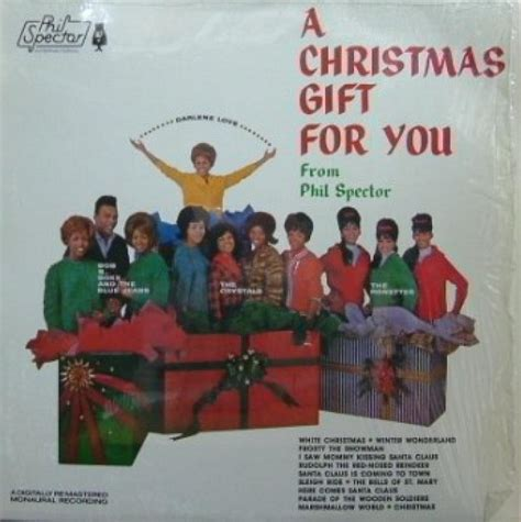 va phil spector a christmas gift for you レコード通販のサウンドファインダー