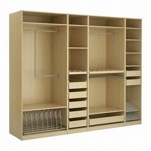 Ikea Kleiderschrank Holz : wunderbare kleiderschrank designs ~ Michelbontemps.com Haus und Dekorationen
