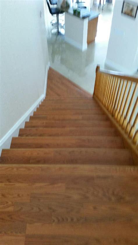 replacing carpet on stairs with laminate staircase refinishing real hardwood or laminate custom finishing