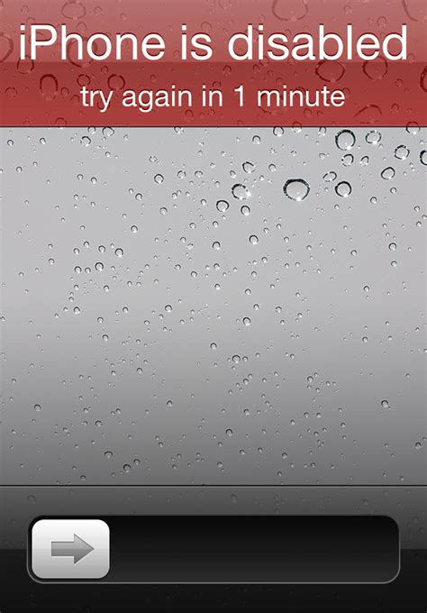 what to do if iphone is disabled iphone ipod disabled locked after entering wrong pass