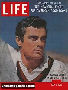 For Sale - Life Magazine July 6, 1959 - Gardner McKay ...