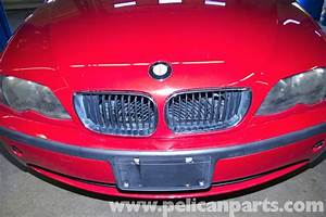 Bmw E46 Hood Grille Replacement