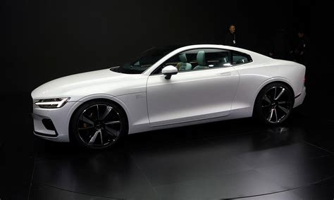 polestar debuts  performance coupe subscription sales