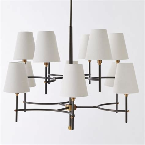 jonathan adler ventana three tier chandelier copy cat chic