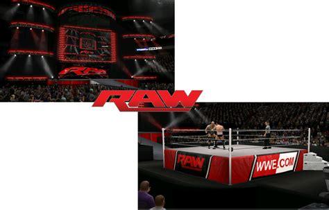 Wwe Raw Arena Roblox