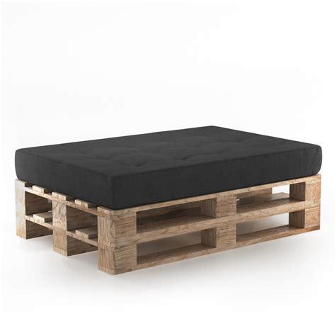 coussin pour canape palette coussin palette sofa oreiller int 233 rieur anthracite ensemble 1 ebay
