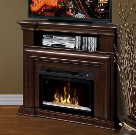 Cheap Electric Fireplace Inserts by Dimplex Montgomery Espresso Corner Electric Fireplace
