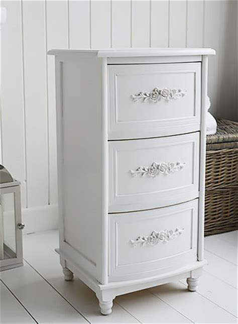 white rose bathroom cabinet   drawers bathroom