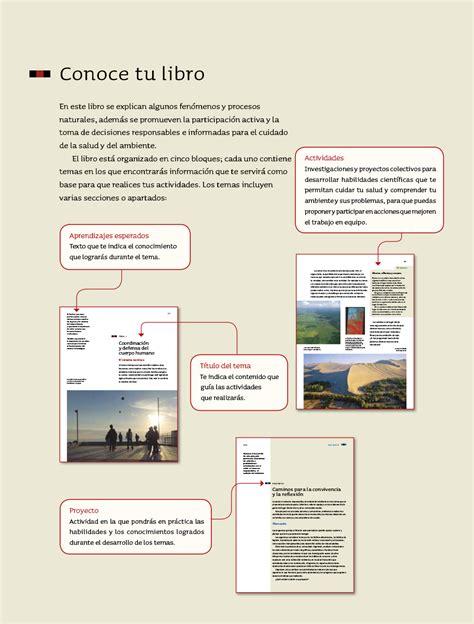 Una generación libre de sida: Ciencias Naturales sexto grado 2017-2018 - Página 4 - Libros de Texto Online
