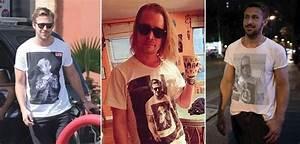 Versao 3 das camisetas com Ryan Gosling e Macaulay Culkin ...