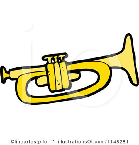 Trumpet Clipart Rf Trumpet Clipart Clipart Panda Free Clipart Images