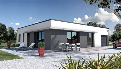 cuisine maison cube toit chaios construction maison contemporaine toit plat construction