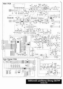 Strong Srt99 Sat Receiver Sch Service Manual Download