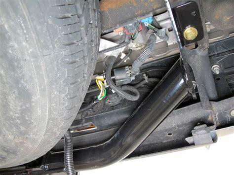 Silverado Trailer Wiring Harnes by 2011 Chevrolet Silverado Custom Fit Vehicle Wiring Curt