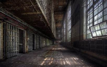 Prison Background Jail Cell Abandoned Wallpapers Backgrounds
